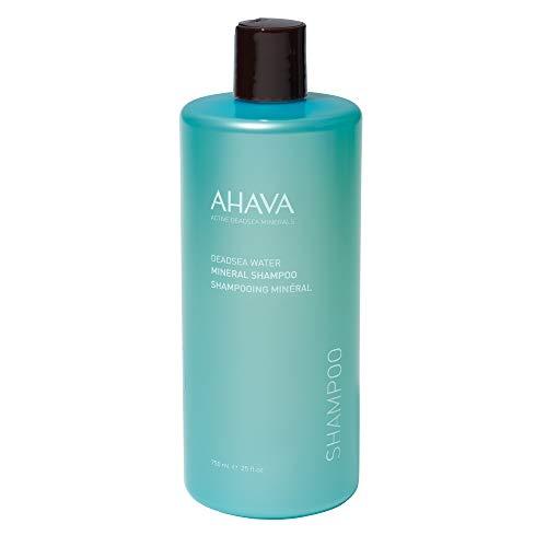 AHAVA Dead Sea Mineral Shampoo, 25 Fl Oz