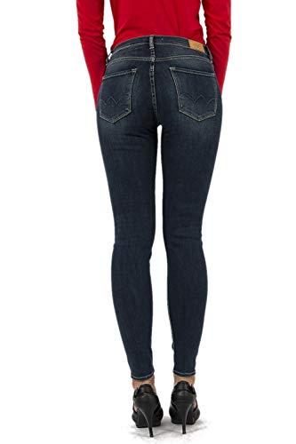 Temps Le Cerises Power Jeans des Bleu hig f77qwZxU