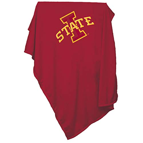 NCAA Iowa State Cyclones Sweatshirt Blanket
