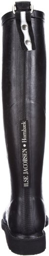 Ilse Jacobsen Womens Rub 31 Rain Boot Black
