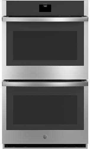 GE JTD5000SNSS 30 Inch Electric Double Wall Oven in Stainless Steel