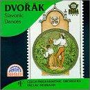 Slavonic Dances Op.46 & 72