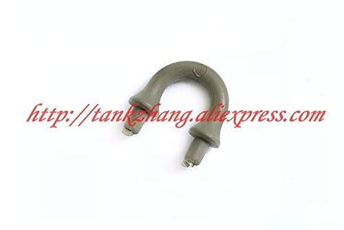 - Hockus Accessories 3838/3838-1 RC Tank Snow Leopard 1/16 Spare Parts No. D9 Plastic Hook-Big
