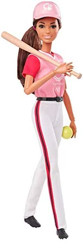Barbie Softball Doll