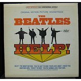 Help! [Original Soundtrack] (USA MONO vinyl LP)