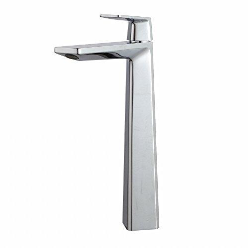 Kraus KEF-15300CH Aplos Single Lever Basin Bathroom Faucet Chrome (Kraus Aplos Faucet compare prices)
