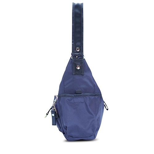 GEORGE GINA & LUCY Nylon Swingeling Navy Rainbow