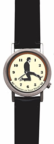 Monty Python Ministry of Silly Walks Sketch Unisex Analog Watch