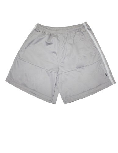 Youth Grey Reebok Short (Reebok Youth High Performance Athletic Sports Shorts 16)