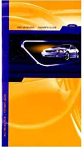 amazon.com: 2002 ford mustang owners manual user guide: everything else  amazon.com