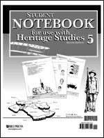Heritage Studies 5 Student Notebook (Heritage Studies Notebook)