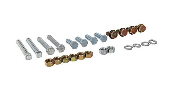 Reese 58195 Replacement Hardware Kit for Dual-Cam Sway Control