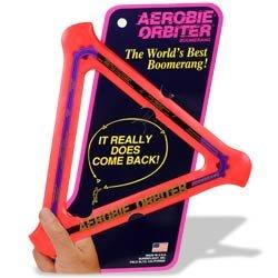Aerobie Orbiter Boomerang - Arancione