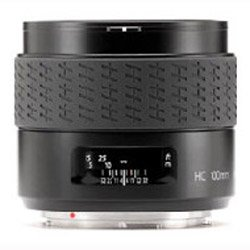 Hasselblad Lenses: 100mm f/2.2 HC Auto Focus Lens for the H