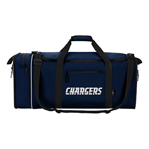 Officially Licensed NFL Los Angeles Chargers Steal Duffel Bag