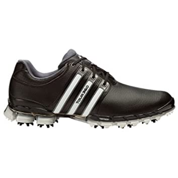 various colors 07d20 4bb6f adidas 2014 Mens Tour 360 ATV M1 Waterproof Leather Golf Shoes - Standard  Fitting Black. Cliquez pour ...