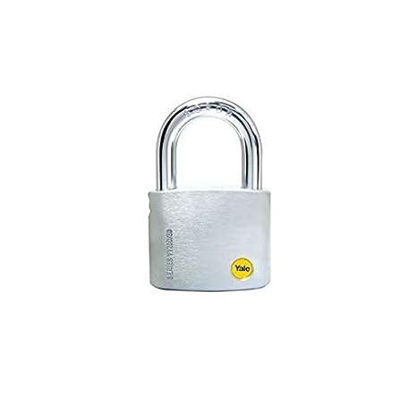 Candado de Seguridad 40 mm, Ideal para caseta de jardín, Garaje.- Fichet -: Amazon.es: Bricolaje y herramientas