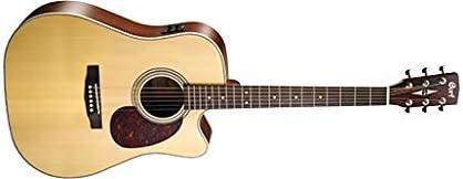 Cort mr600 F eléctrico de guitarra acústica: Amazon.es ...
