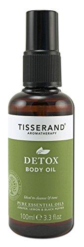 3.3 Ounce Body Oil (Tisserand Body Oil, Detox, 3.3 Ounce)