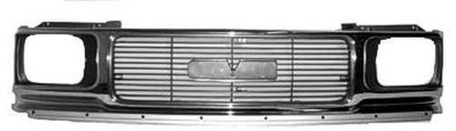 Chrome Grille Assembly for GMC Jimmy, S15 Jimmy, Sonoma GM1200346