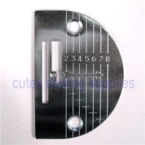 201 Sewing Machines #125319LG Needle Throat Plate For Singer Class 15 15-91