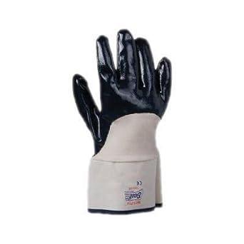 Showa Best Glove 7066 10 Size 10 Nitri Pro Heavy Duty Liquid