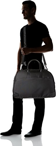 Royal RepubliQ - Galactic Explorer Weekender, Borse a spalla Unisex - Adulto Nero