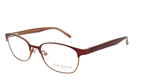 TED BAKER SAMBADROME 2192 263 Glasses Spectacles Eyeglasses + Case + Lense Cloth