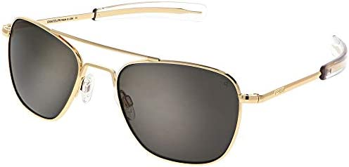 New Unisex Sunglasses Randolph Engineering Aviator Polarized AF108 58