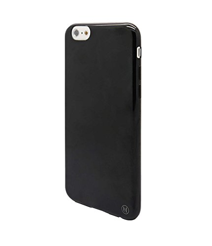 Uunique Ultra Slim Solid TPU Case für iPhone 6/6S – Schwarz