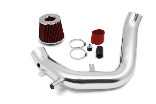 2004 2005 2006 2007 2008 Acura TSX with 2.4 L 4 cylinders Engine Cold Air Intake RED AC04R(Included Air Filter) by High performance parts