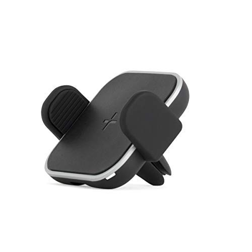 TYLT Wireless Charger Car Mount S7 and Other Qi Enabled Devices QIVENTBK-T S8 Qi Certified Wireless Charger for iPhone X Adjustable Car Mount Air Vent Holder 8//8 Plus Samsung S9
