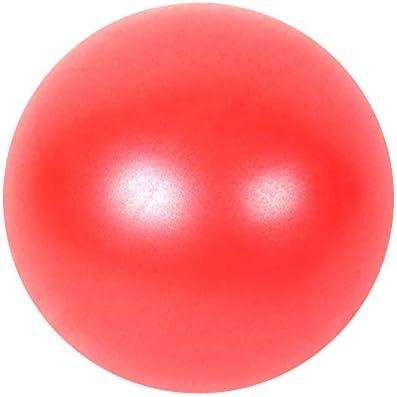 DAZISEN Balon de Pilates - 25 cm Pelota de Yoga de PVC para ...