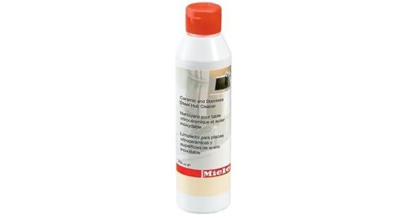 Amazon.com: Miele cerámica y acero inoxidable limpiador para ...