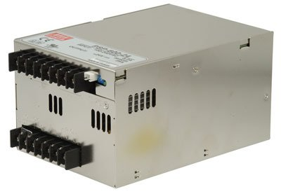 AC to DC Power Supply Single Output 24 Volt 25 Amp 600 Watt