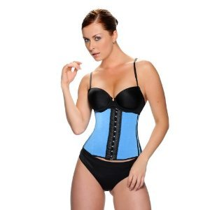 - BLUE COLORED CORSELET