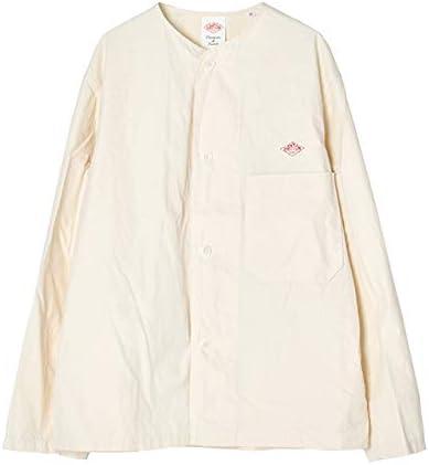 ノーカラー ブルゾン シングルボタン クルーネック ジャケット ジャンパー メンズ 2020春夏 アウター JD-8040DUK 国内正規販売店