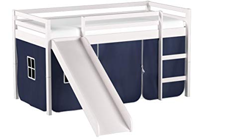 childrens slide bed - 8