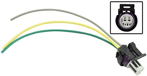 Amazon com: LS 3-Wire Pigtail - Coolant Temperature Sensor