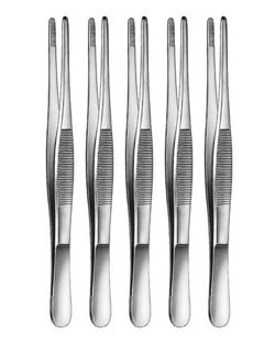 Thumb Dressing Surgical Forceps 5