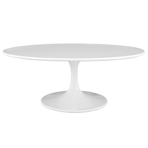 Modway Lippa Oval Shaped Coffee Table product image