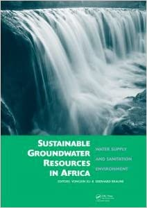 Offentlig domæne lyd bog download Sustainable Groundwater Resources in Africa: Water supply and sanitation environment PDF