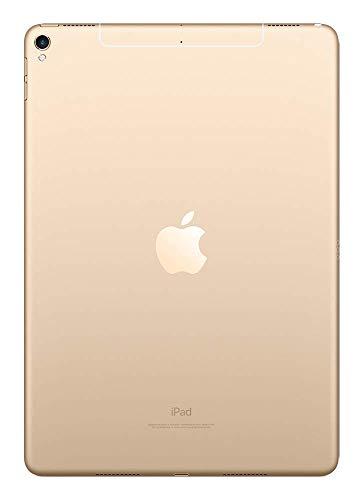 Apple iPad Pro (10.5-inch, Wi-Fi + Cellular, 64GB) - Gold (Previous Model)