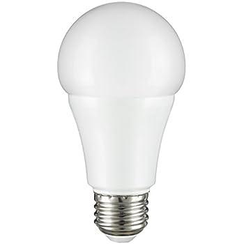 Sunlite A19/LED/13W/ES/OD/50K 5000K Medium E26 Base Frost Dimmable LED 75W Equivalent A19 Light Bulb, Super White