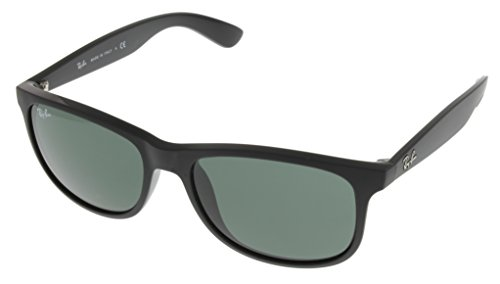 Ray Ban Andy Sunglases Mens Black RB4202 - Sunglases Rayban