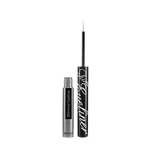 Absolute New York Shimmer Eyeliner (SILVER) Absolute Silver Matte