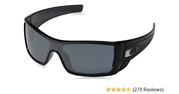 d594d3cb339 Amazon.com  Oakley Men s Batwolf Sunglasses