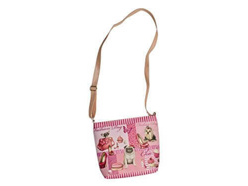 'Beautiful Shoulder Bag in Fashion Dog Design 30007