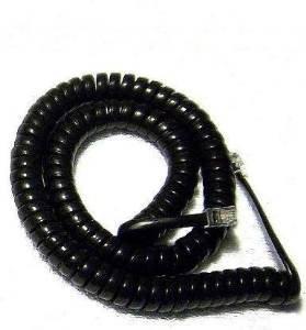 (Panasonic KX-T7600 Series 12 Ft Gray Handset Cord)