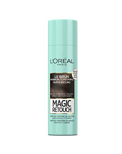🥇 L'Oreal Paris Magic Retouch Spray Retoca Raí­ces y Canas